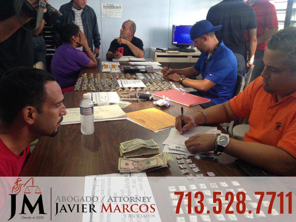 Casos Defensa Criminal | Abogado Javier Marcos | 713.528.7711