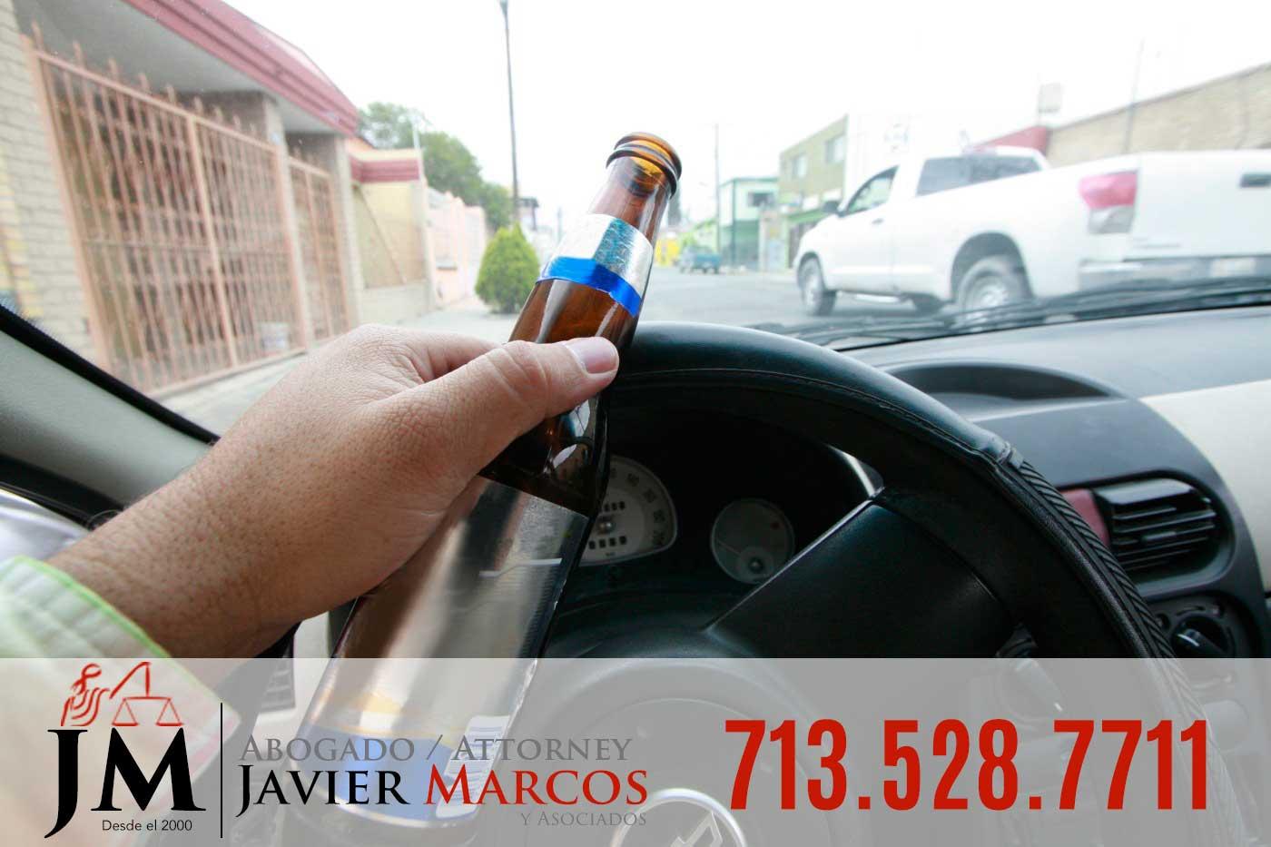 Abogado DWI | Abogado Javier Marcos | 713.528.7711